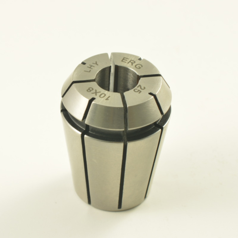 Image 4 - ER Rigid Tap Collets Tapping Collet Taps ER25 ERG 25 Square Drive Tapping ER Collet DIN 6499 Machine Taps collets Milling Tools-in Tool Holder from Tools