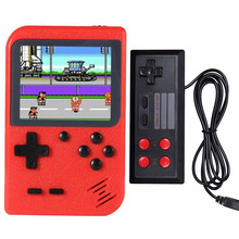 Rechargeable Mini Retro Portable Handheld Game Console 8 Bit 2.5 inch LCD Color Video Game Player Built in Lithium Battery
