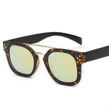 Brand new ultra-light reflective fashion polarized light sunglasses