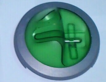 ATM Bezel Overlay Fits Anti Skimming Skimmer NCR Green Round with Frame ATM Parts