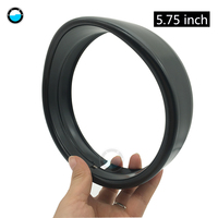 1 pcs 5.75 inch LED Headlight Trim Ring for harley sportster 883 5 3/4 Led Headlight Sports for Harley