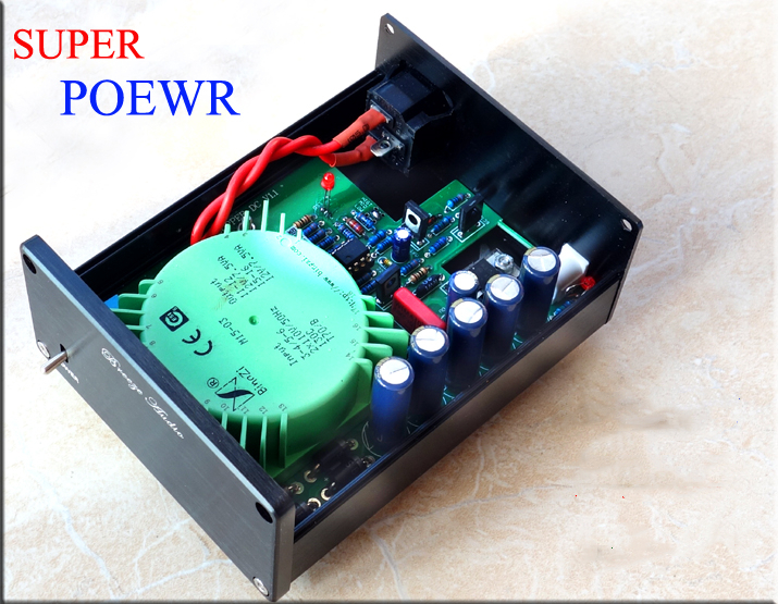 15W / 25W Audio Linear Power Supply Regulated Power Supply Refer To STUDER900 5V/6V/7V/9V/12V/15V/24V