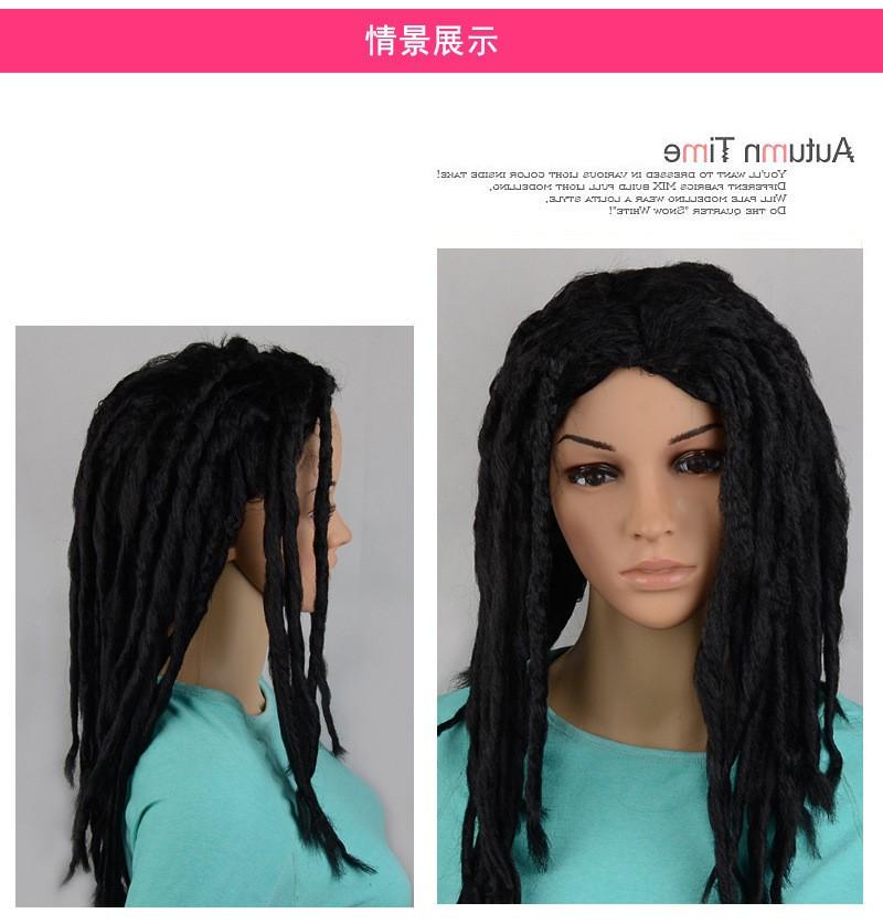 African black dreadlocks wig02