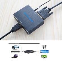 VOXLINK HDMI vers DVI Convertisseur 1080 P HDMI vers DVI (24 + 1) Avec Audio Adaptateur Pour HDTV PC