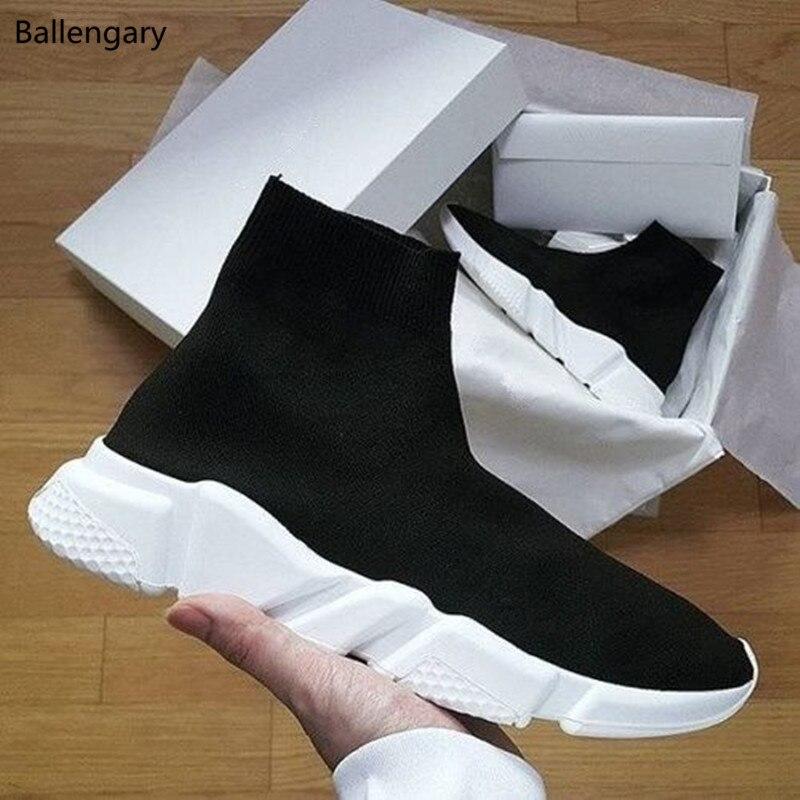 Calcetín Punto Mens Elástico Nueva En Entrenadores Tejido Botines Deslizamiento Únicas Casual Plataformas Para Hombre as Moda As Sneaker Extendida De Pic Zapatos Pic Tnpq87TwvS
