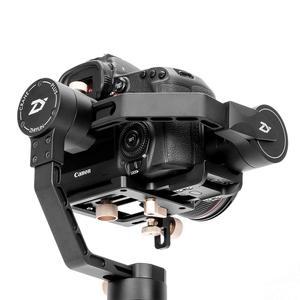 Image 3 - ZHIYUN الرسمية رافعة زائد 3 محور استقرار يده Gimbal 2500g الحمولة ل المرايا DSLR كاميرا دعم بوف وضع VS Crane2