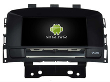 Android 7.1 COCHES reproductor de DVD PARA Opel Astra J 2010-2012/Cascada audio del coche de navegación gps unidad principal estéreo Multimedia WIFI SWC BT