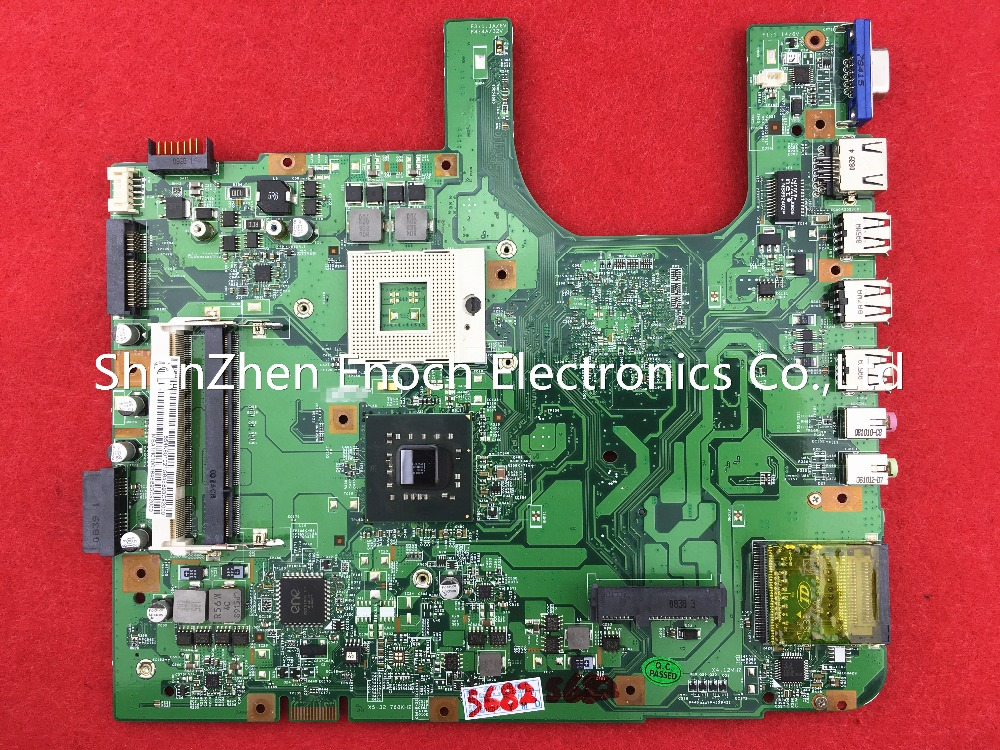 08219-1 for ACER 5735 laptop motherboard integrated48.4K801.011 GL40 stock No.280