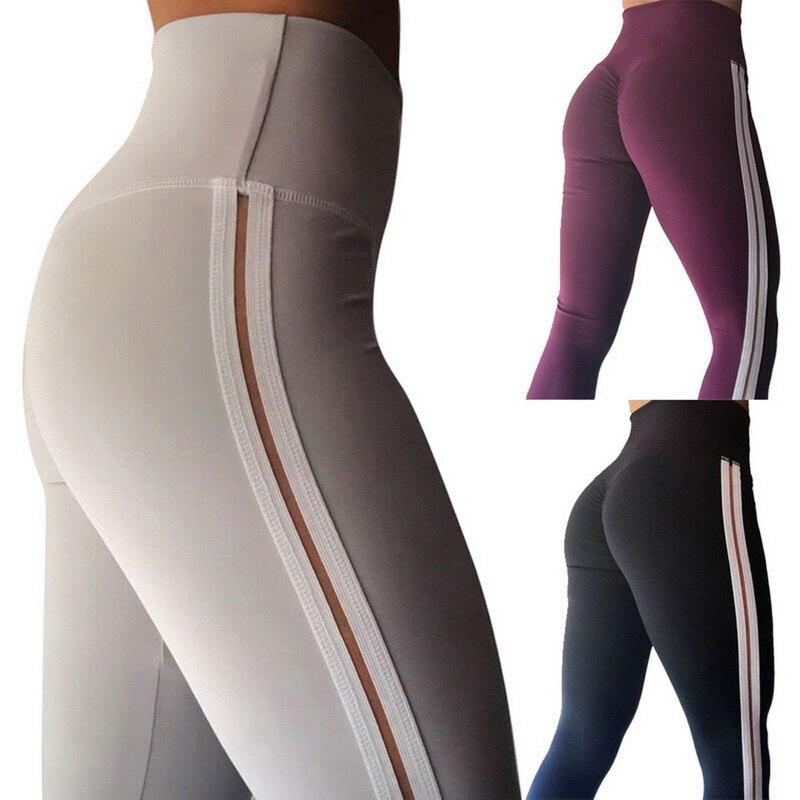 NIBESSER 2018 High Waist Women Workout   Leggings   Fashion Slim Fitness Printing Leggins Breathable Pencil Pants   Leggings   For Women