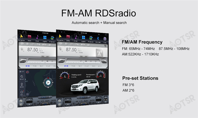 Cheap Android 7.1 Car GPS Navigation car DVD Player For KIA Sportage 2016+ Tesla style radio tape recorder auto headunit multimedia 12