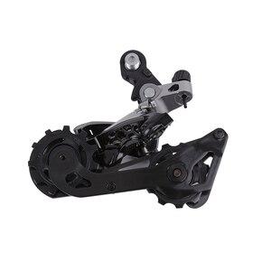 Image 5 - SHIMANO DURA ACE ensemble de vitesses pour vélo de route, dérailleur avant et arrière, R9100 R9120 R9170, ST + FD + RD