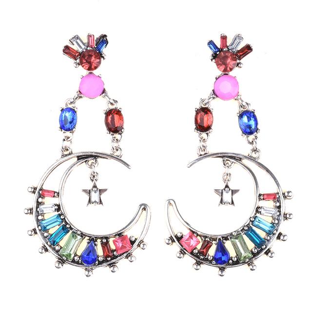 Boho Islamic Style Earrings