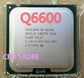 lntel CORE 2 QUAD Q6600 Processor 2.4GHz/8MB /Quad-Core/FSB 1066 Desktop LGA 775 CPU (working 100% Free Shipping) sell Q6700