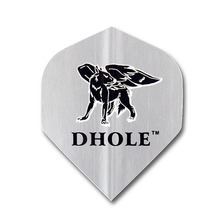 DHOLE 5 Set Design Standard Dart Flights Wholesale For Steel Tip Dart and Soft Tip Darts