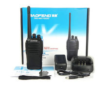 Baofeng BF UV6 Walkie Talkie 400-470MHz&136-174Mhz VHF+UHF Dual Band 5W 128CH Handy Hunting Radio Receiver With Headfone