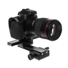 4-way Macro Instrument Focusing Rail Slider 1/4