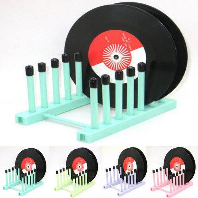 """Rack -- Álbum de Vinil LP Record Record Secagem Secador De Rack Fit 12 """"e 7"""" Álbum gravado"""