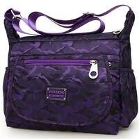 Neue Frauen Tasche Wasserdicht Oxford Messenger Crossbody-tasche Für Dame Reise Schulter Taschen Große Kapazität Hohe Qualität