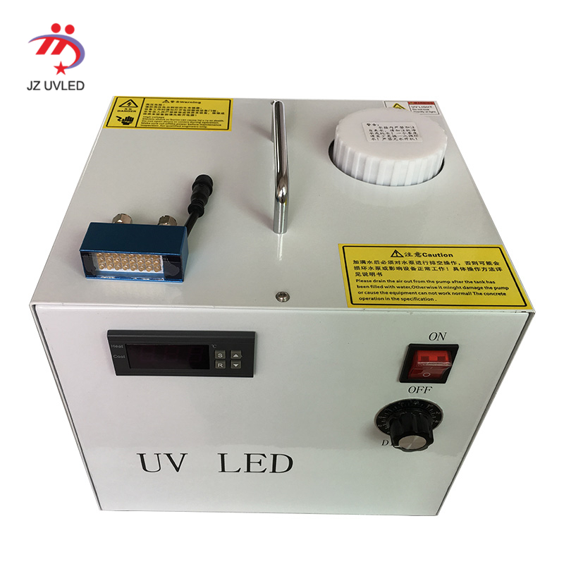 Image 3 - Epson printer modified UV flatbed printer UVLED water cooling curing system 1 set UVLED drying lamp Temperature alarm system-in UV GEL Curing Lights from Lights & Lighting
