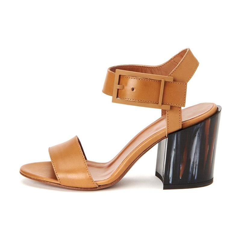 Pour Femmes Sandales Wrap Boucle Cheville Solide Carré Femme Base Ty01 Élégant partie Chaussures Super Haute Sexy Mature 2019 Mariage Talon De Mode dqwEx5fBY