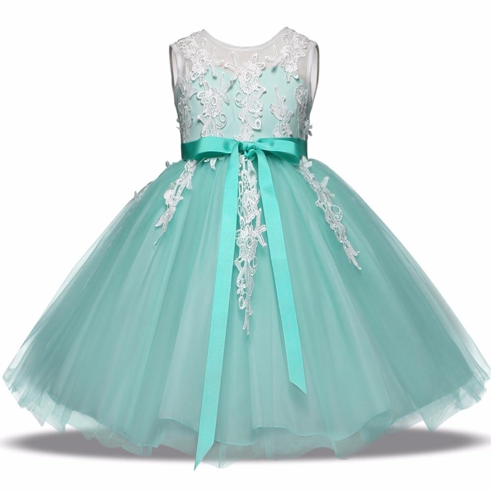 Kids Toddler Princess Dress for girls Outfits Children Festival ...