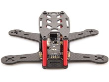 BeeRotor 130 130mm 4-Axis Full Carbon Fiber Racing Mini Quadcopter Frame with PCB Board