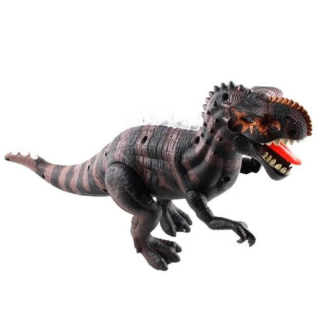 Горячие Продажи Дети Любимый Подарок Зондирования Мигающий Перемещение Электронных Динозавров Игрушки Детские Игрушки Детям Подарок Ребенку детские Игрушки