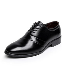 men dress shoes formal business work soft patent leather pointed toe man male men's oxford flats office fashion oxford shoes недорого