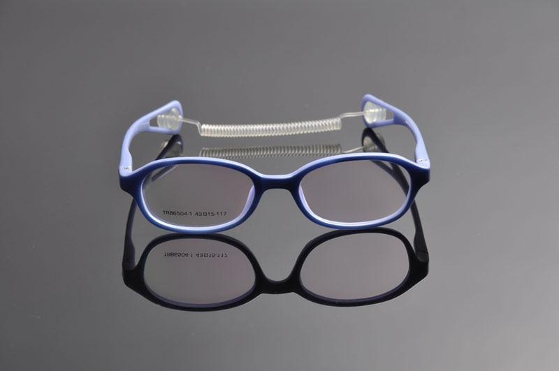 DeDing Kids Brillengestelle mit Kunststoff-Federschnur, Brillen Kids, - Bekleidungszubehör - Foto 5