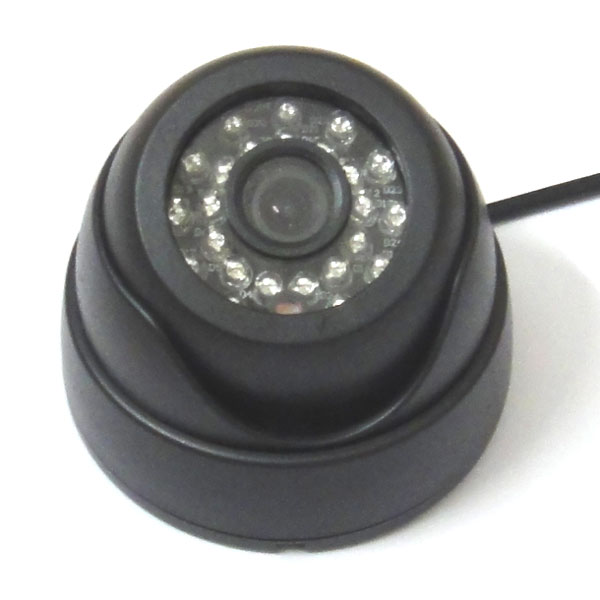 ФОТО 1 3 420TVL SONY CCD IR Color CCTV Indoor Dome Security Camera 24 LEDs Night Vision