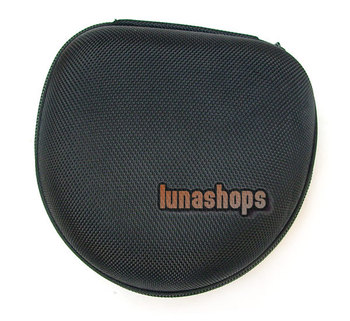 LN001756 Hard Headset Headphone Carrying Pouch Hard Big Bag Case For K414