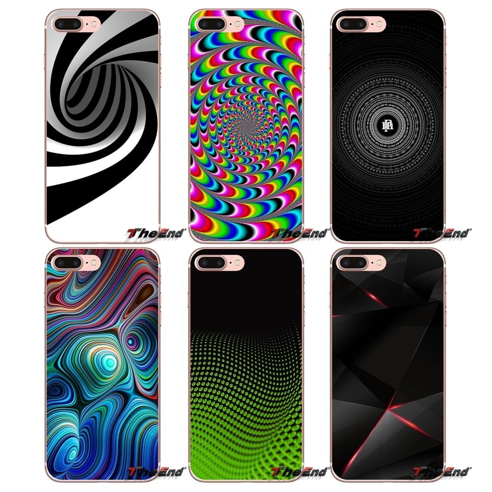 Hypnotize 3d Wallpaper Tpu Silicone Case For Samsung Galaxy