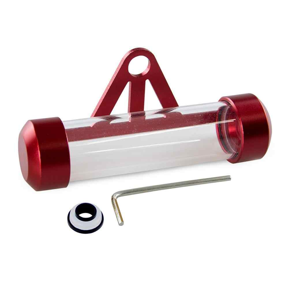 1 חתיכה אוניברסלי עמיד למים אופנוע אופנוע צינור גלילי דיסק מס מחזיק מסגרת כללי תווית מס אחת צינור