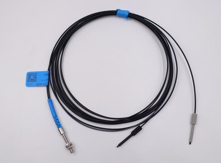 PRC3Y10FG ajouter la distance de lentille de mise au point 8mm lumière-spot 0.2mm focalisation fibre optique PRC6Y10SFG PRC3Y10FG capteur de lumière