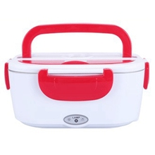 Electric Lunch Box Microwave Food Heating Container Household Rice Cooker Food Heater(Eu Plug) цена и фото