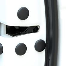Универсальная дверь машины замок винтовая Защита КРЫШКА ДЛЯ BMW E46 E60 Ford focus 2 Kuga Mazda 3 CX-5 VW Polo Golf 4 5 6 Jetta Passat