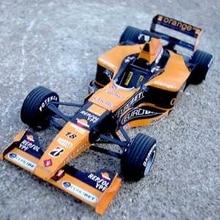 F1 гоночная стрела ARROWS3D Автомобильная бумажная модель «сделай сам» головоломка родитель-ребенок ручная модель автомобиля Бумажная модель