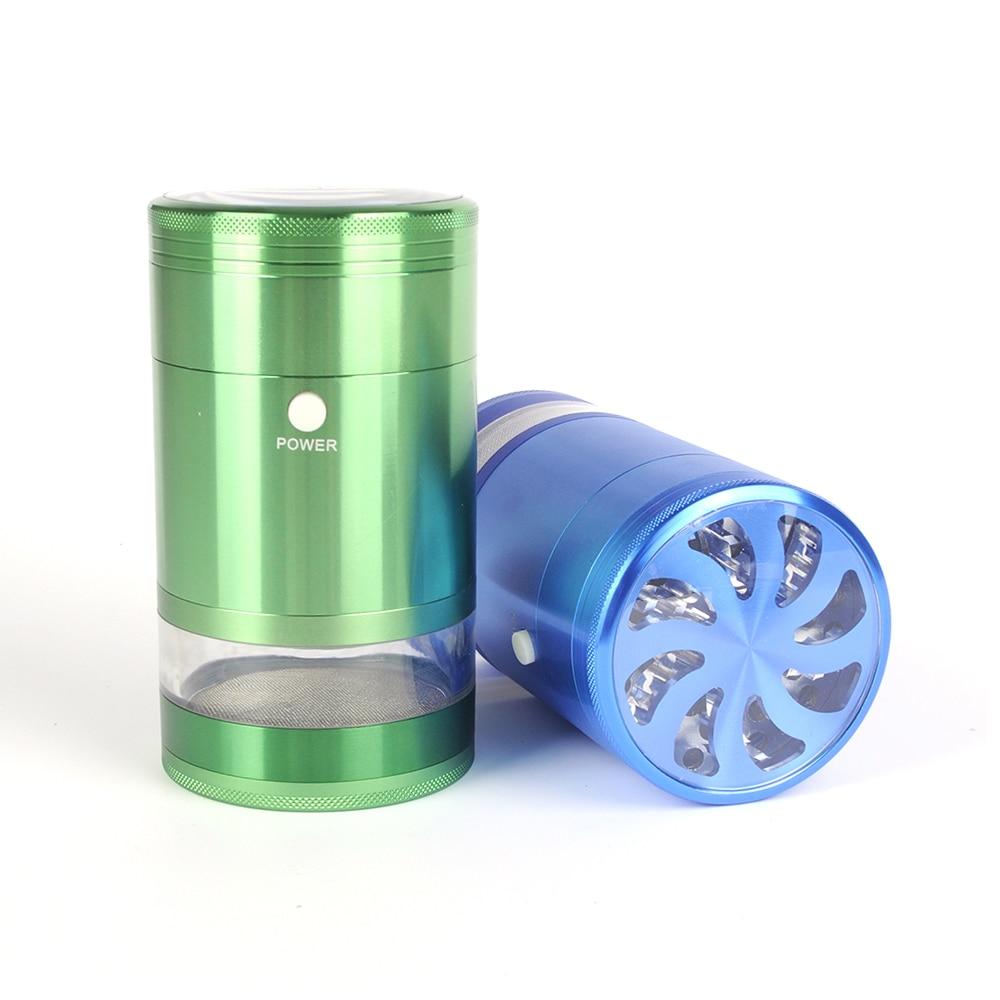JIJU Ηλεκτρικό αλουμίνιο με μύλο χόρτου - Οικιακά είδη - Φωτογραφία 6