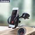 Sostenedor del teléfono del coche soporte soporte para iphone 6 soporte movil s 6 más 5S 4S samsung galaxy note 7 s7 s6 edge para xiaomi lenovo