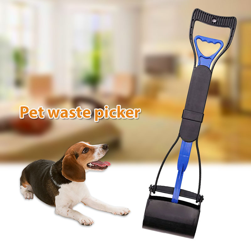 Helpful Soledi Pet Trip Pet Toilet Clip Dog Shit Abs Plastics Sturdy Pet Poo Pet Excretion Dispenser Excretion Dog Garbage Box New Varieties Are Introduced One After Another Litter Boxes