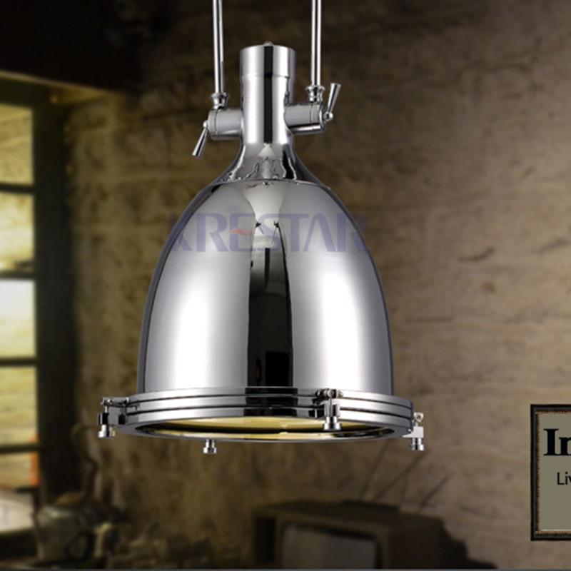 vintage pendant lights E27 industrial design retro edison lamps 360mm loft bar living light fixtures kitchen dining room lamp