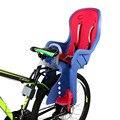 Bebê bicicleta Assento Traseiro Bicicleta Transportadora com Corrimão de Plástico Confortável Bebê Assentos Selas Assento Da Bicicleta para Crianças Criança