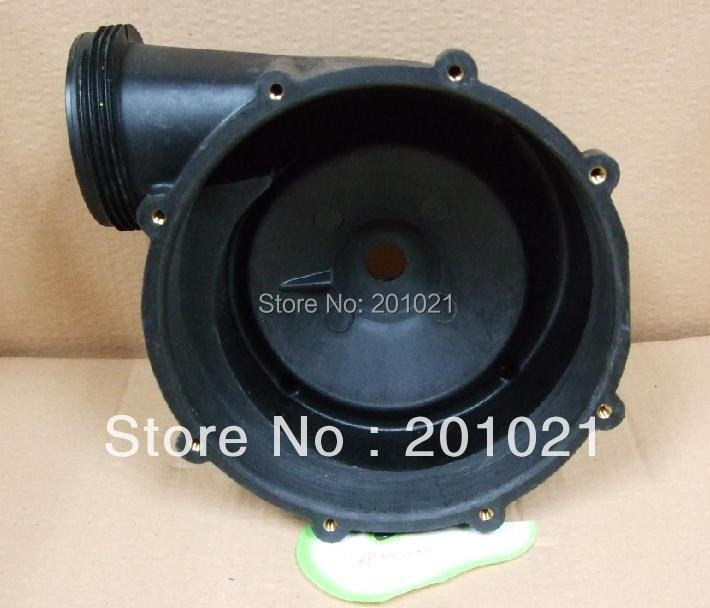 LX WP200-II Pump Wet End Body only whole pump wet end part for lx lp series including pump body pump cover impeller seal
