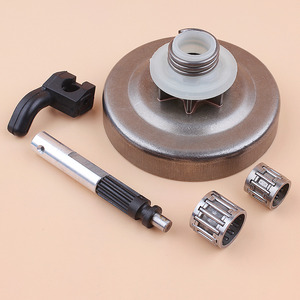 """Image 5 - . 325 """"7 t cilindro de embreagem rolamento da bomba óleo pistão lubrificador worm gear kit para husqvarna 340 345 350 jonsered 2145 2150 peças de motosserra a gás"""