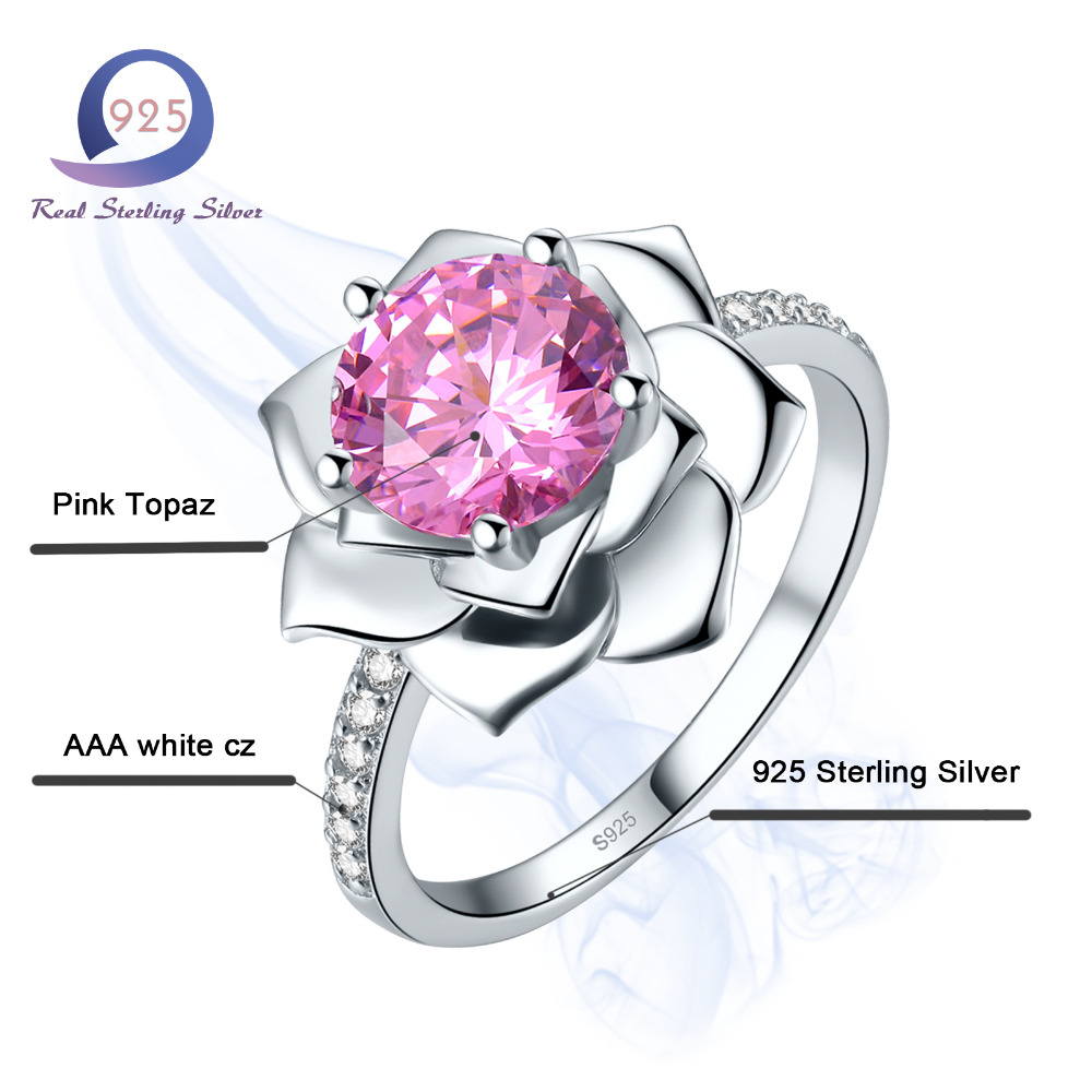 engagement rose los half rings the diamond flower ring lily ambar by diamonds gold moon with bez ageles bands