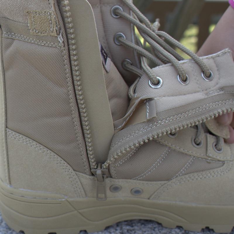 Muškarci Vojni borbeni čizme Vanjski Vodootporni Desert taktički - Muške cipele - Foto 3