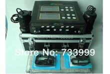 Dual Detox foot spa machine ionic foot detox bath high quality with far infrared belt ionic detox foot bath machine