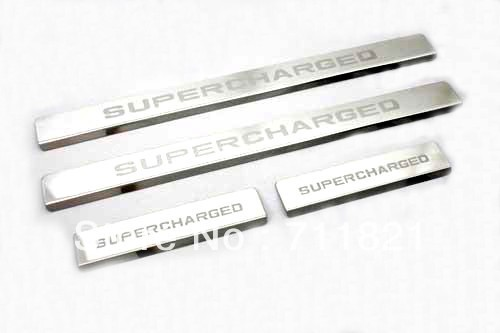 ФОТО Supercharged S.S Door Sill For Range Rover HSE L322