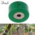 Садовые инструменты фруктовых деревьев секаторы прижился Отрасль Садоводство связывают пояса ПВХ лента галстука 2 см x 100 м/1 rolI jt002 - фото