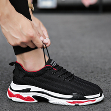 2018 Homens Sapatos Casuais Respirável Sapatos Masculinos Tenis Masculino Sapatos Zapatos Hombre sapatos Ao Ar Livre Sapatos Formadores Homens